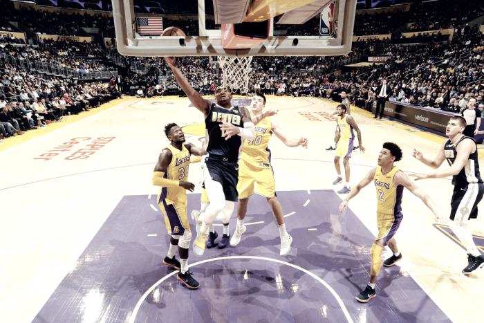 NBA Preseason - San Antonio superata dai Kings, i Nuggets espugnano Los Angeles