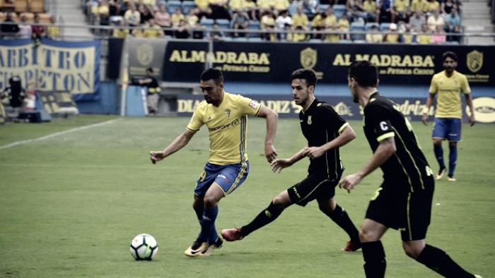 Empate sin goles de un Cádiz batallador