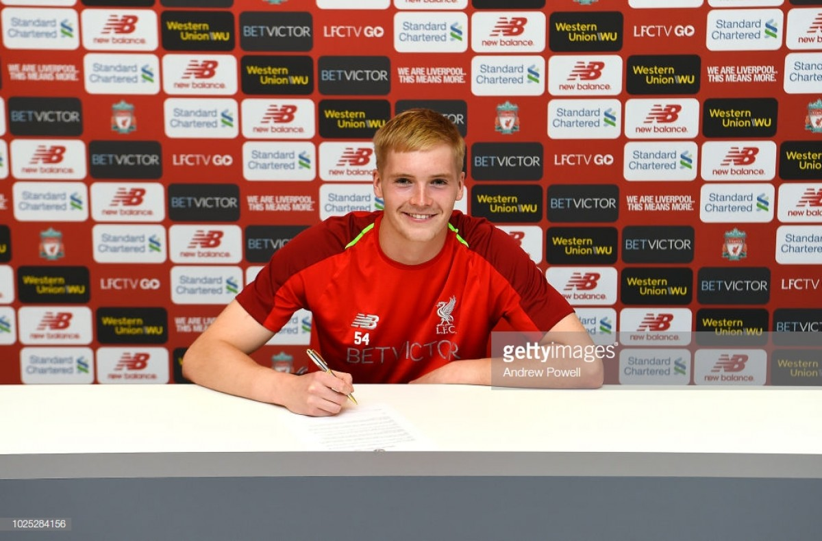 Liverpool teenage goalkeeper Caoimhin Kelleher signs new long-term contract | VAVEL.com