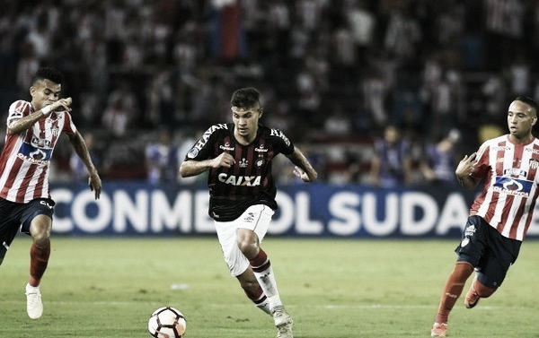 """Atleta que mais vezes jogou em 2018, Bruno Guimarães festeja: """"Agora todos me conhecem"""""""