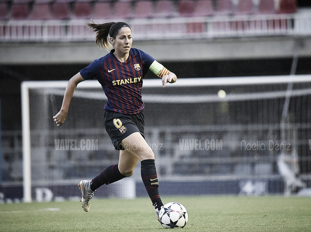 Resumen FC Barcelona 3-0 LSK Kvinner en UEFA Women's Champions League 2018/19 (3-0)