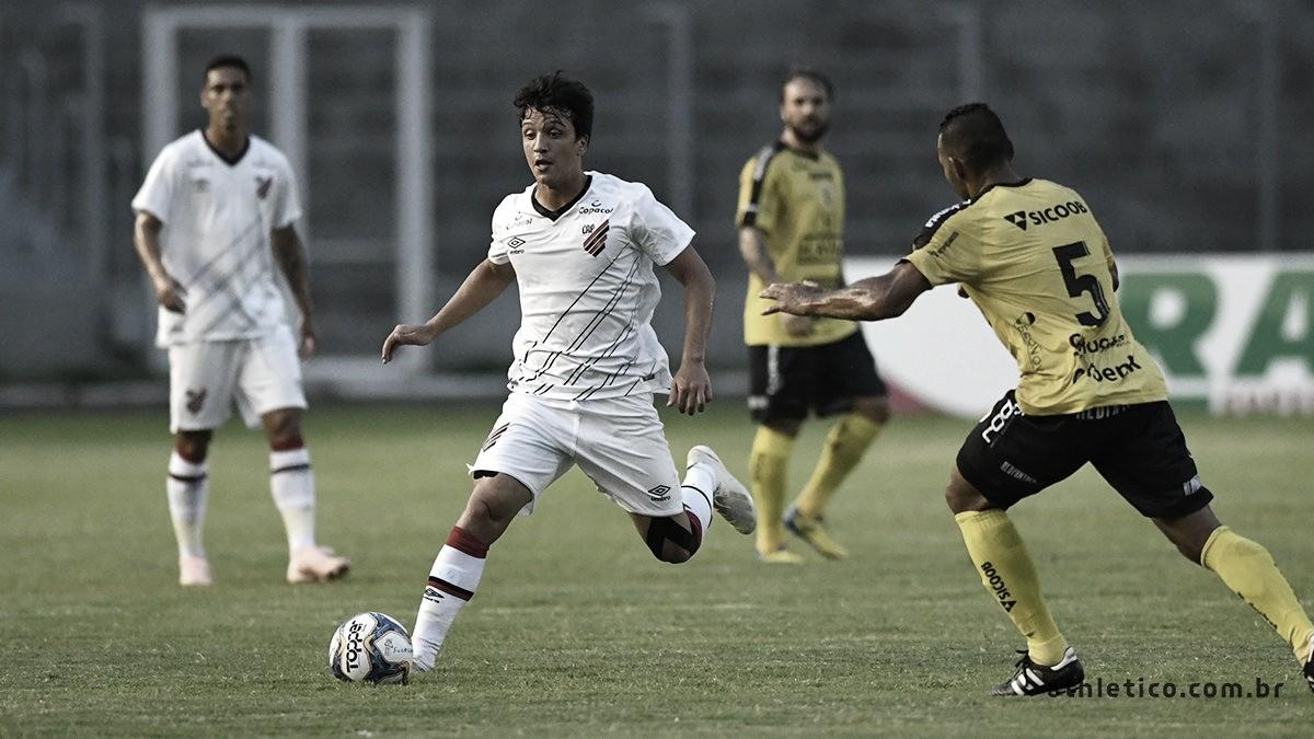 Na busca pela quinta final seguida, Athletico recebe FC Cascavel pela semifinal do Paranaense