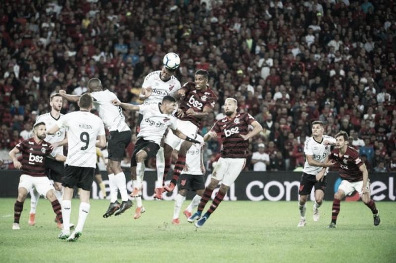 Athletico-PR tenta parar Flamengo para manter tabu histórico