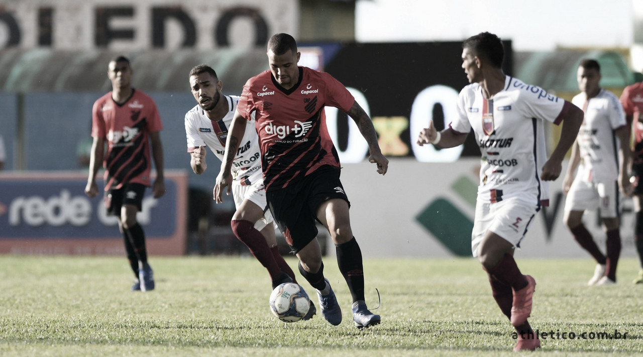 Athletico enfrenta Toledo no segundo jogo da decisão do Campeonato Paranaense