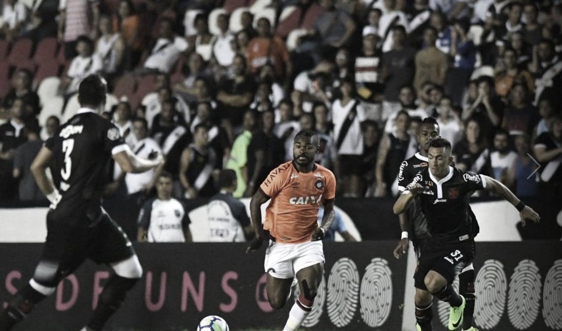 Athletico e Vasco medem forças na primeira rodada da Série A
