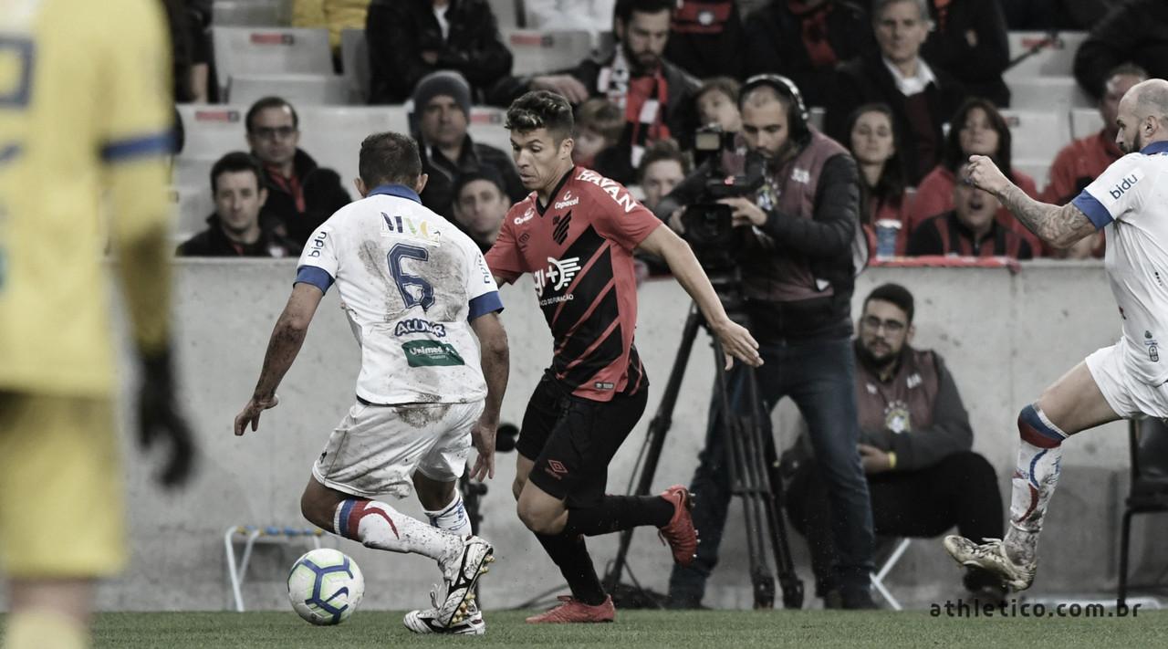 Athletico recebe Fortaleza em reencontro com a torcida após conquista da Copa do Brasil