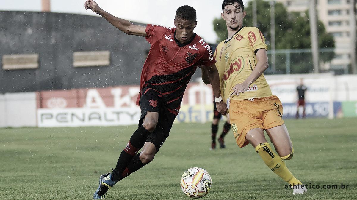 Athletico busca empate contra o Mirassol, mas é eliminado da Copa SP nos pênaltis