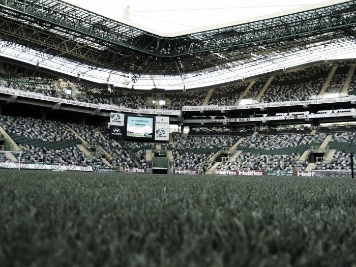 Sporting: Estádio de Alvalade terá novo relvado
