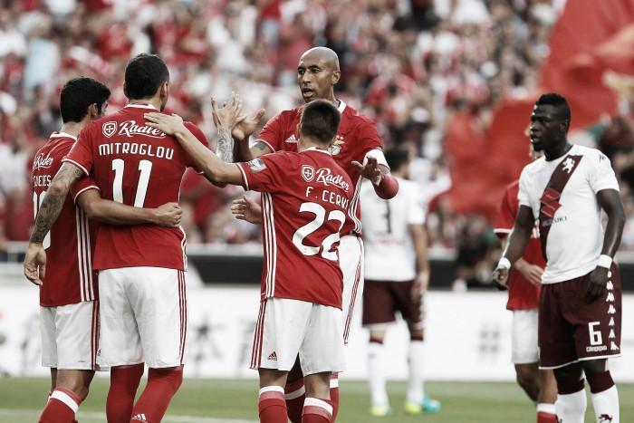 Especial Supertaça: O momento do Benfica