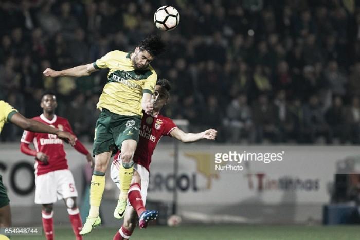 """Paços Ferreira x Benfica : """"Paços"""" em falso"""