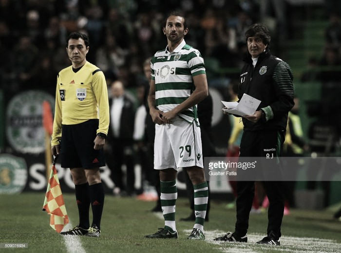 Sporting: Hernan Barcos poderá ''navegar'' para o Brasil