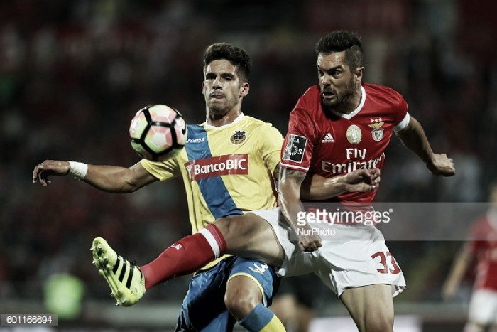 Benfica: Jardel a 100%