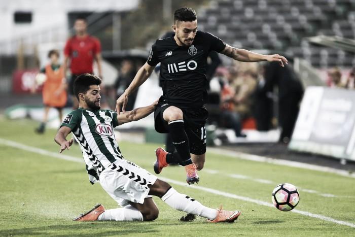 Vitória de Setúbal x Porto: Dragão escorrega e fica a 5 pontos do líder