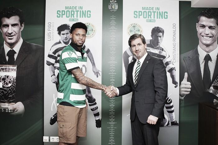 Oficial: André ruma ao Sporting para reforçar o ataque