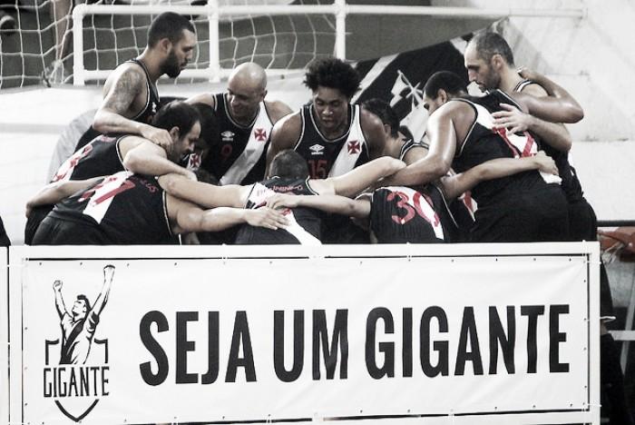 Vasco vence Campo Mourão, empata série final da Liga Ouro e leva decisão para jogo 5