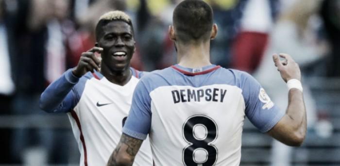 Copa América: Estados Unidos ultrapassam linha do Equador rumo à meia final