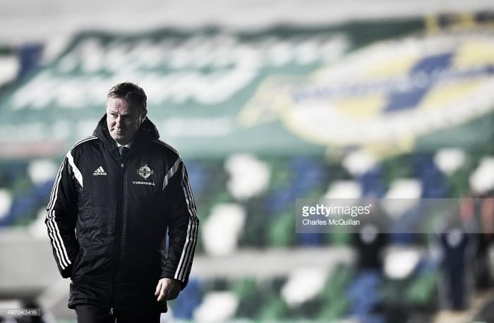 Euro 2016: RX dos técnicos – Michael O'Neill