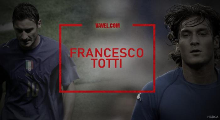 Lendas da Copa do Mundo: a superação de Francesco Totti até o título mundial de 2006