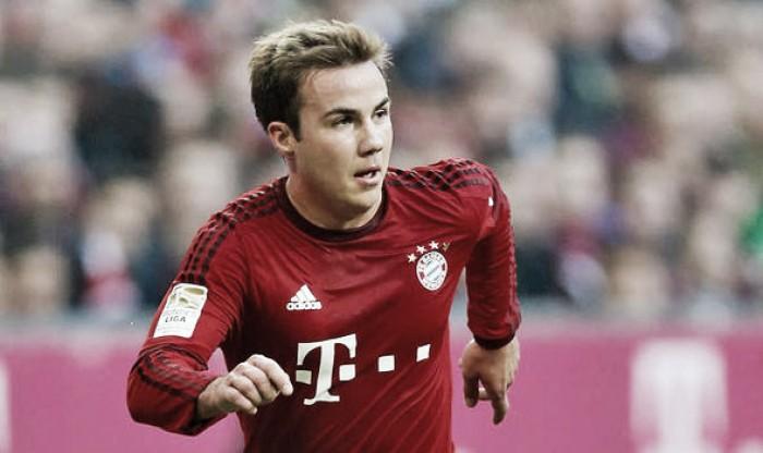 Oficial: Gotze deixa Bayern e ruma ao Borussia Dortmund