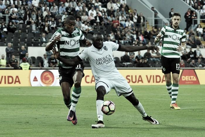 Vitória é o dono do Castelo: Sporting empata a 3 em Guimarães em jogo louco