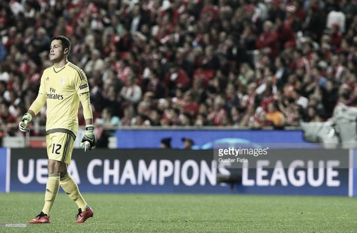 Benfica: onde está a renovação de Júlio César?