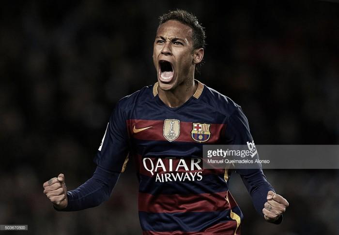 Oficial: Neymar no Barcelona até 2021 com claúsula astronómica de 200 milhões