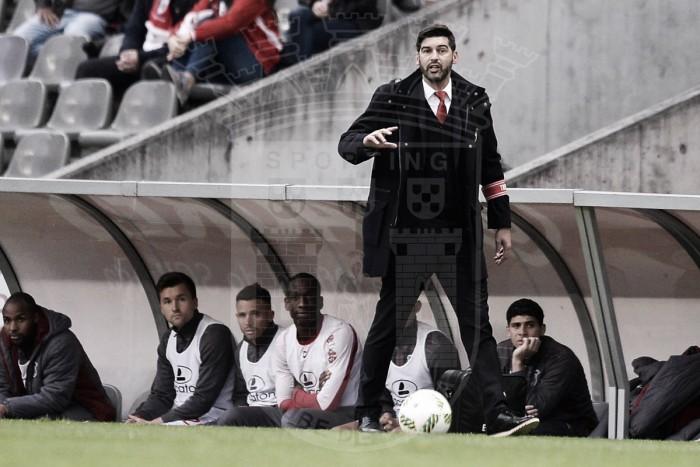 Paulo Fonseca levanta a Taça, mas está de saída de Braga: Shakhtar é o destino mais provável