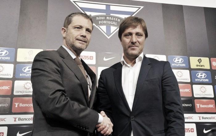 Vitória SC: Pedro Martins apresentado em Guimarães para substituir Sérgio Conceição