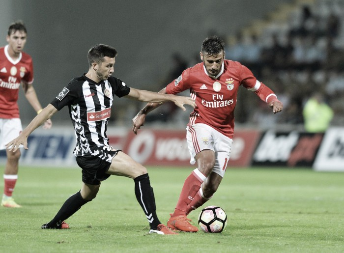 Benfica: o tango argentino de Salvio acerta o passo