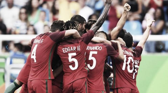 Portugal Olímpico vence Honduras: nova dose de Paciência garante apuramento