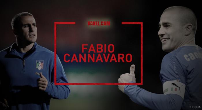 Lendas da Copa do Mundo: Fabio Cannavaro, o único zagueiro a ser escolhido como melhor do mundo