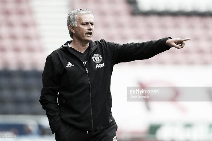 José Mourinho: «Não estava deprimido, nem agora estou eufórico»