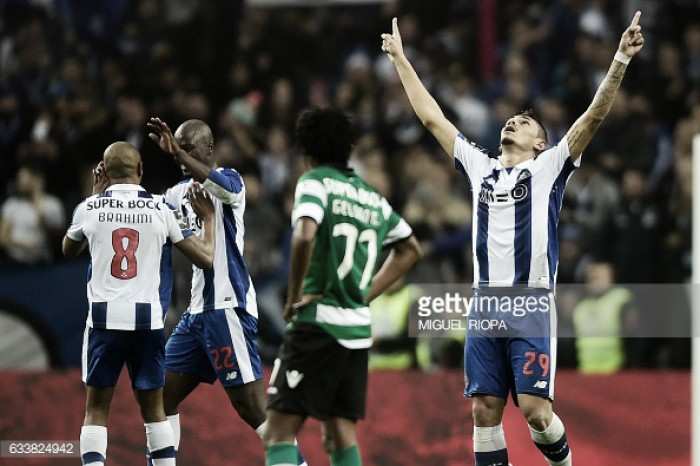 Porto x Sporting : Foi um (So)ar(es) que lhes deu