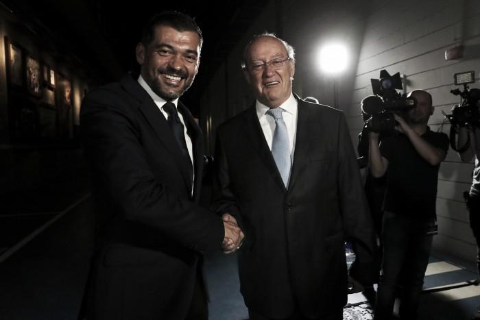 Oficial: Sérgio Conceição é o novo técnico do FC Porto