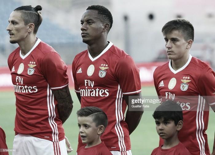 O mercado: Benfica - entradas
