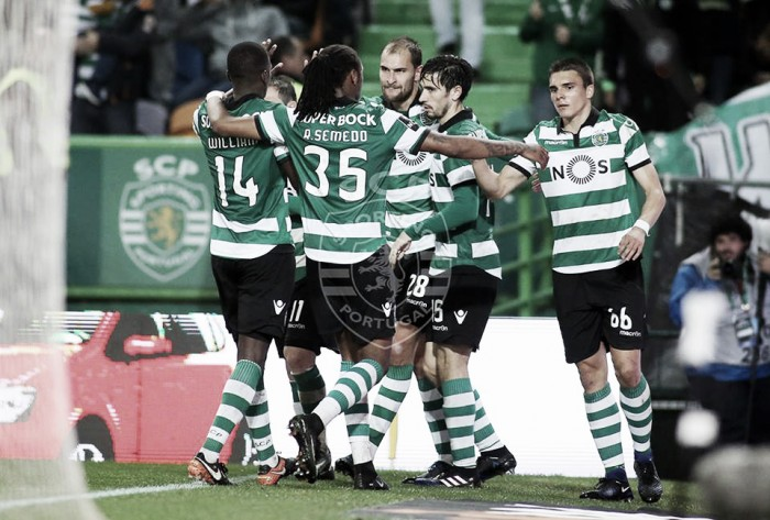 Sporting x Paços Ferreira: Voltar a casa para voltar a rugir