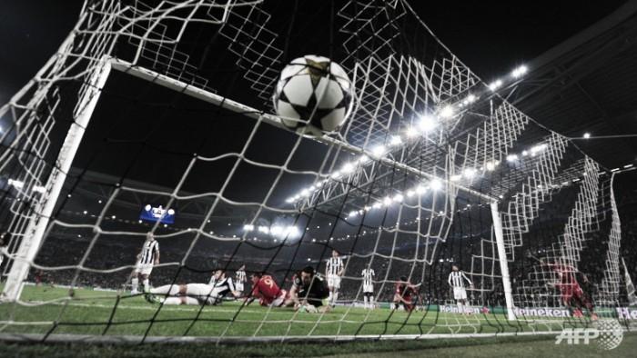 O regresso da «Champions» : os homens-golo