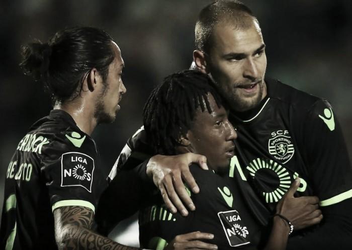 Vitória Setúbal x Sporting : Que venha o derby