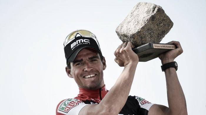 Avermaet vence em Roubaix