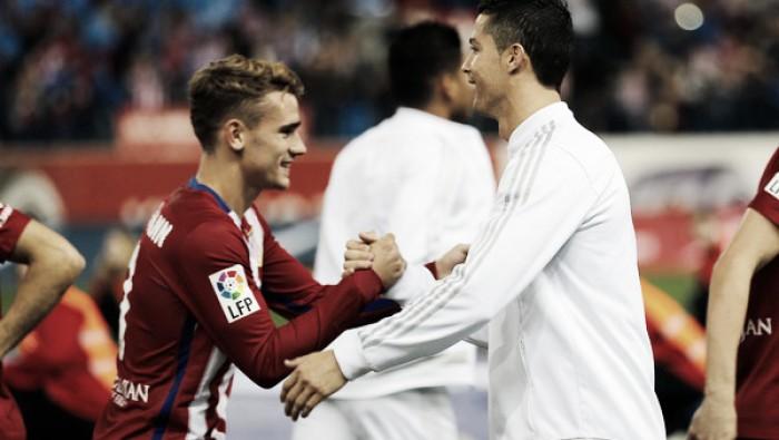 França x Portugal na final do Euro: Cristiano vs Griezmann, a réplica de um duelo madrileno