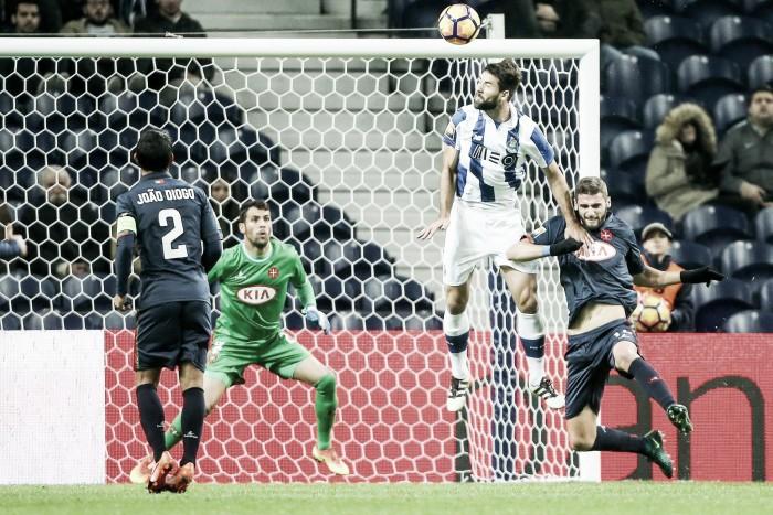 Porto e Belenenses empatam novamente a zero: dragão não marca há 430 minutos