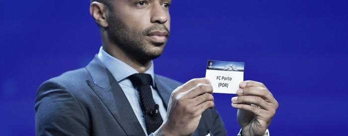 Champions sorri ao Porto: Leicester, Brugge e Copenhaga no caminho do dragão