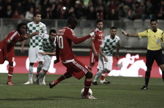 Moreirense x Benfica: Repetir a façanha, mas com diferentes intervenientes