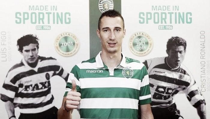 Sporting: Petrovic rugiu no Algarve