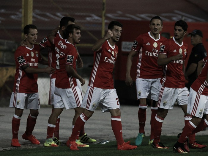 Chaves x Benfica: Ousadia do Chaves despertou o controlo do campeão