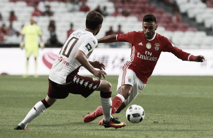 Benfica: Sunderland prepara 25 milhões para levar Salvio