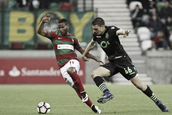Marítimo x Sporting : Foi um quase