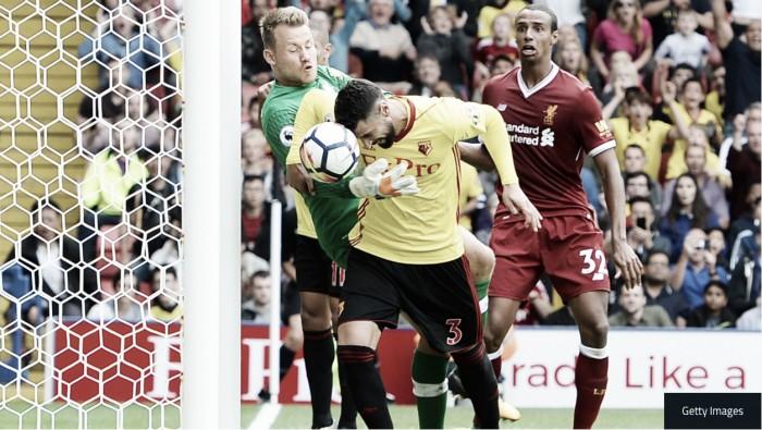 Marco Silva trava Klopp: Watford empata a 3 com Liverpool
