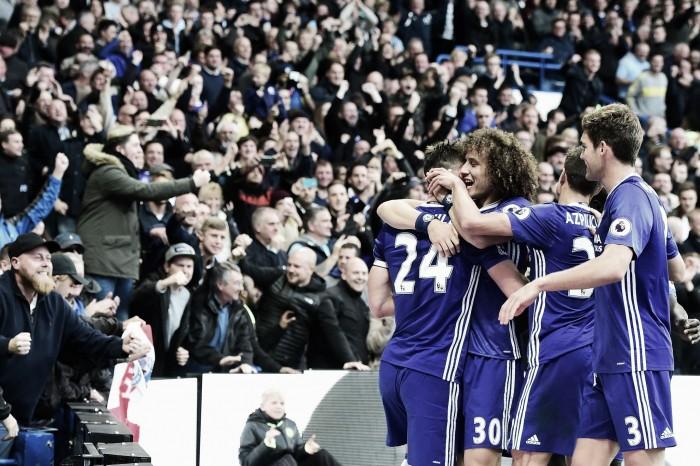 Premier League: Chelsea atropela Manchester United em tarde agridoce para Mourinho