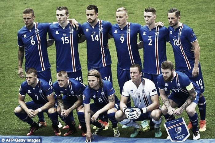 Euro 2016: RX - Islândia